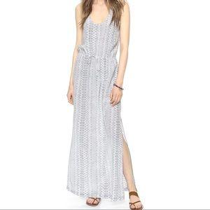 Joie Ikat Maxi Dress - Size Small
